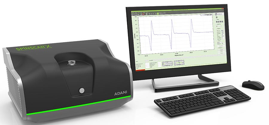 ADANI PRODUCTS ANALYTICAL EPR Spectrometer